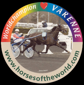 Worldchampion - Varenne - www.horsesoftheworld.com