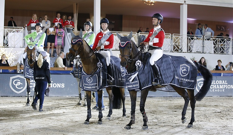 GCL 2016: The Monaco Aces (Maikel van der Vleuten and Leopold van Asten) were the only team to stay clear all the way through at the french stop-off.