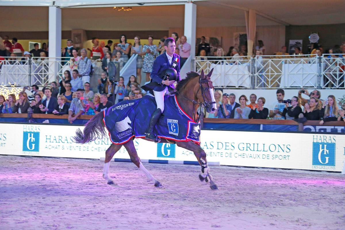 LGCT 2016: Scott Brash (GBR) and Hello For Ever triumphed in the Longines Global Champions Tour Grand Prix of La Cote D'Azur.
