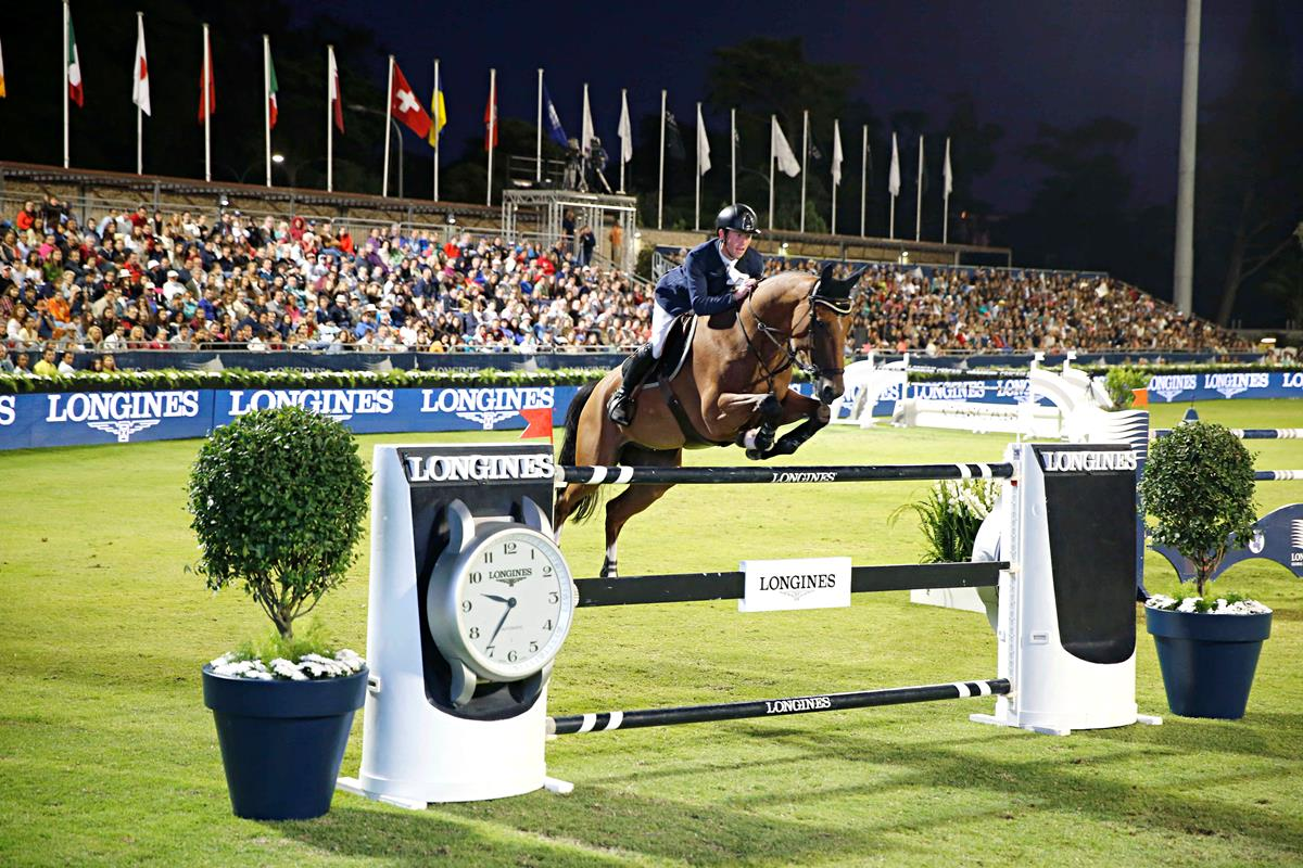 LGCT 2016: Championship Battle hots up as show jumping heavy-weights head south to Cascais.