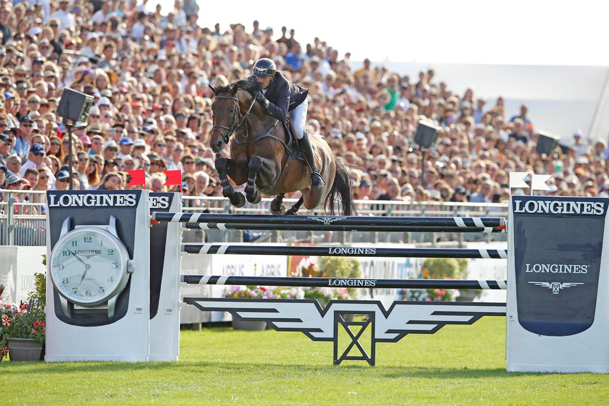LGCT 2016: Top Riders from 20 countries set to compete at Longines Global Champions Tour of Chantilly.