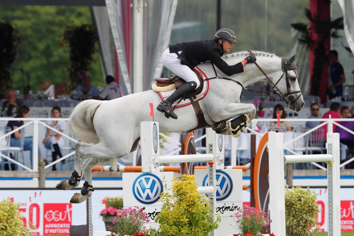 LGCT 2016: Jerome Guery and Alicante top class with stunning LGCT Chantilly CSI5* speed win (1st day).