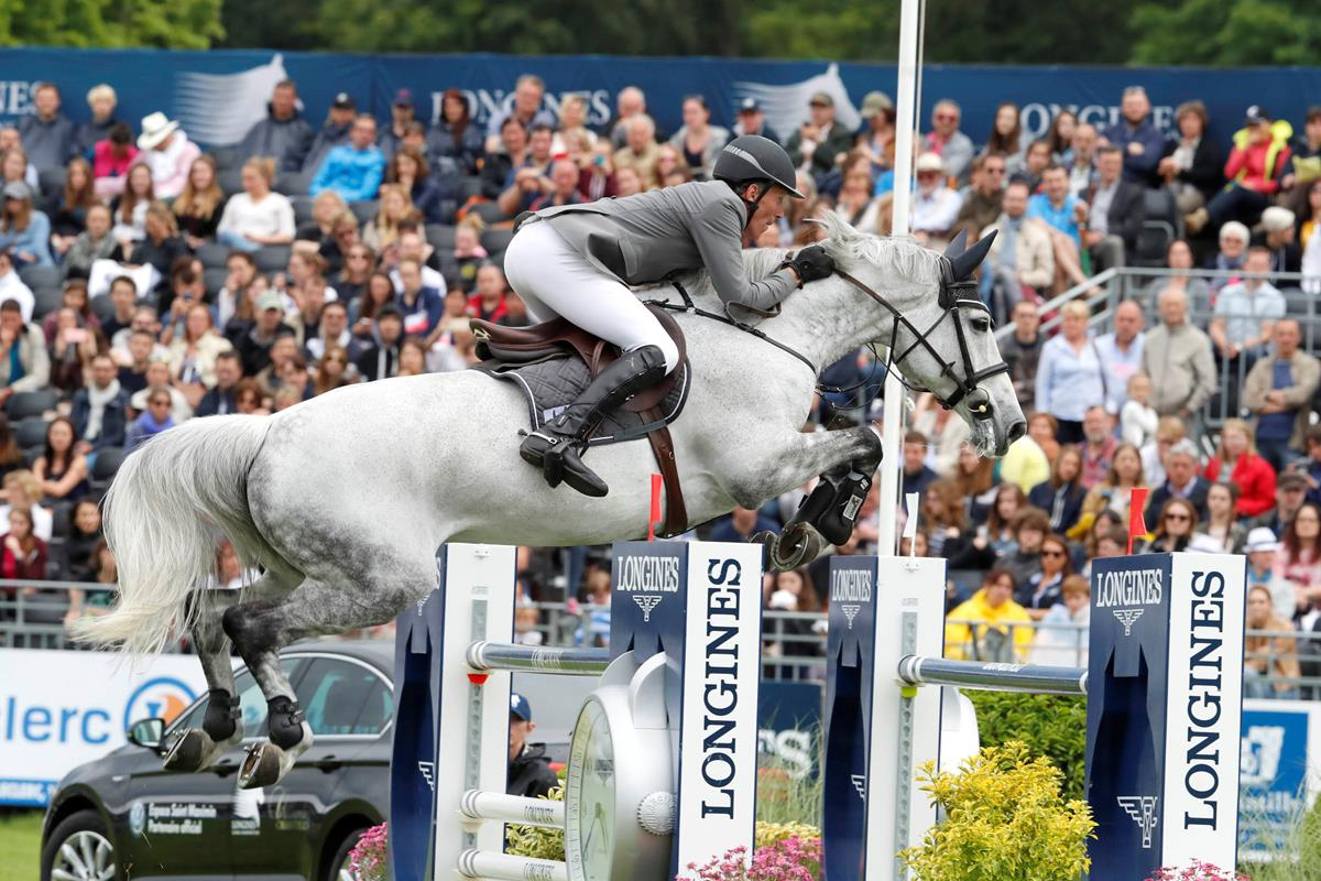 LGCT 2016: Ludger Beerbaum Leaps Up Ranking After Second Sensational Grand Prix win.