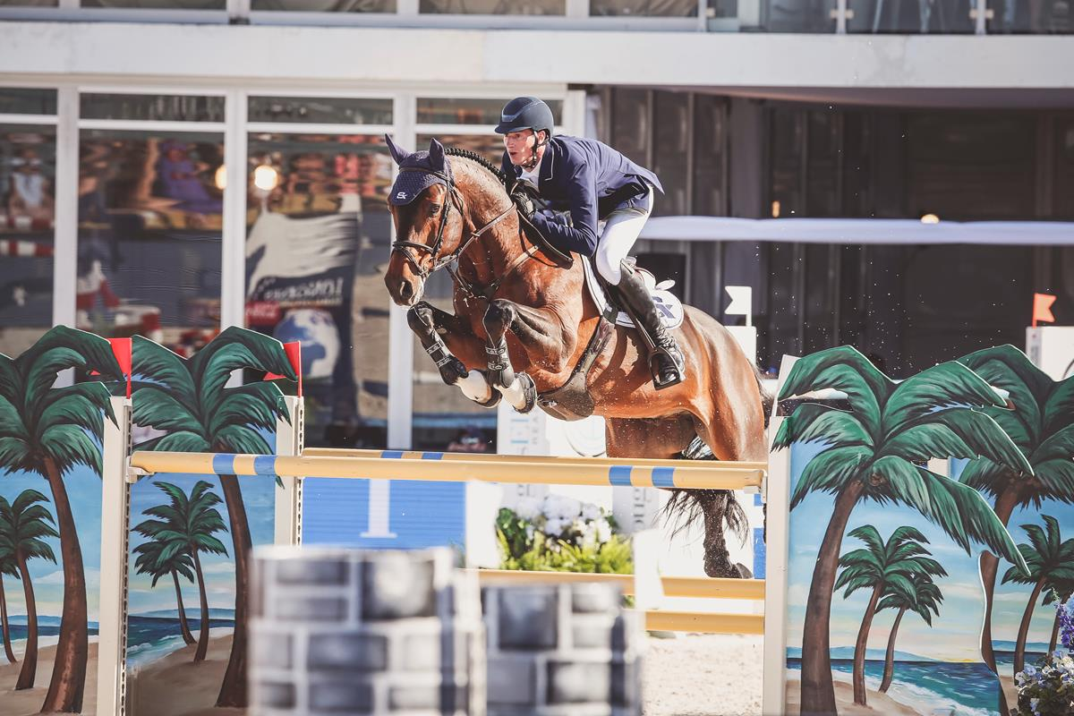 LGCT 2016: Daniel Deusser turns up the heat with high octane American Invitational win.