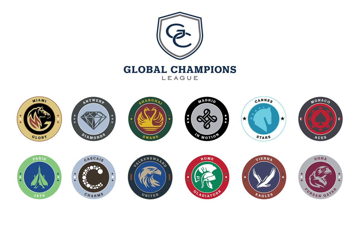 LGCT 2016: Anticipation hots up as Global Champions League of Hamburg team combinations revealed. Hamburg (Germany).