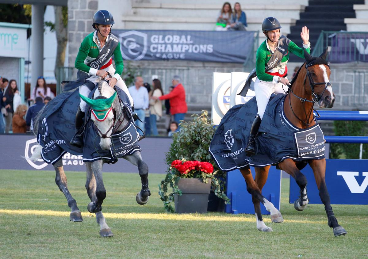 LGCT 2016: Rome Gladiators Victorious In Stunning Spanish GCL Showdown.