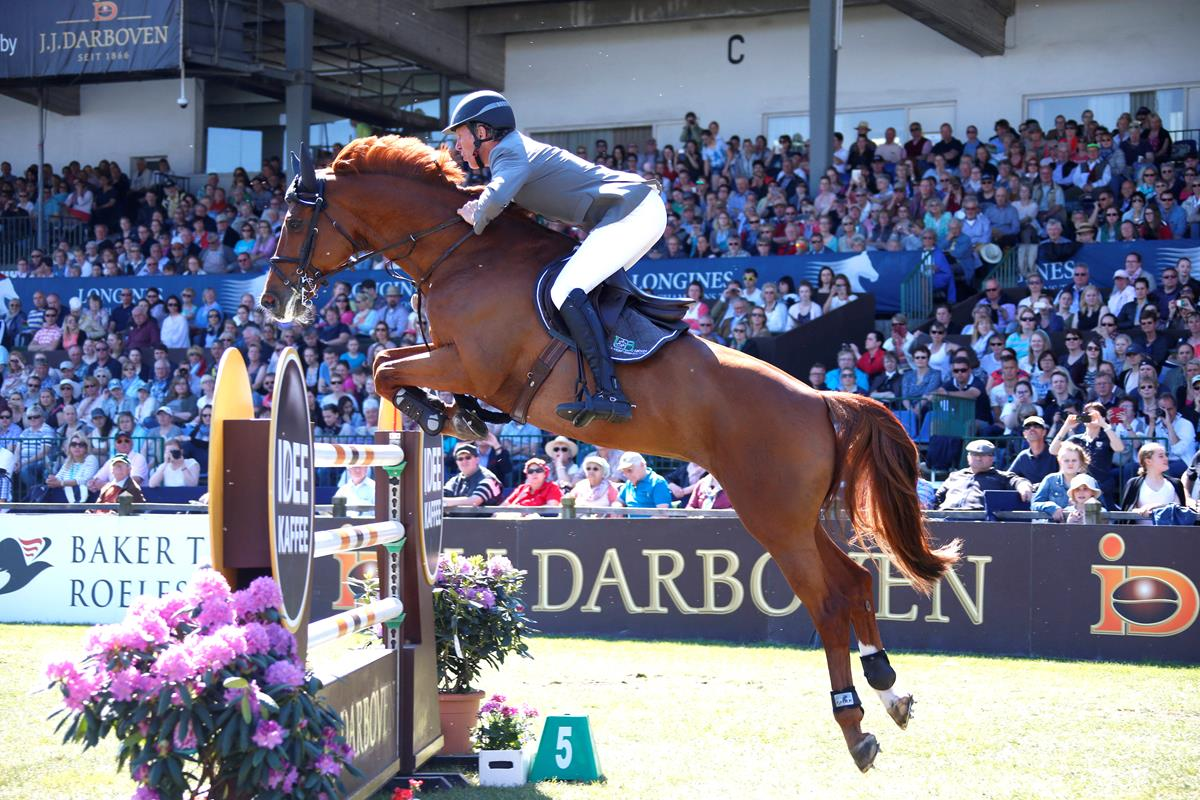 LGCT 2016: Legendary Ludger Beerbaum wows in home LGCT Grand Prix of Hamburg win.