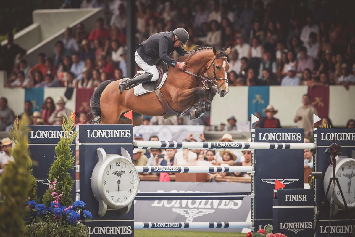 LGCT 2016: Viva Bosty! French speed ace wins turbo charged Mexico City Grand Prix.