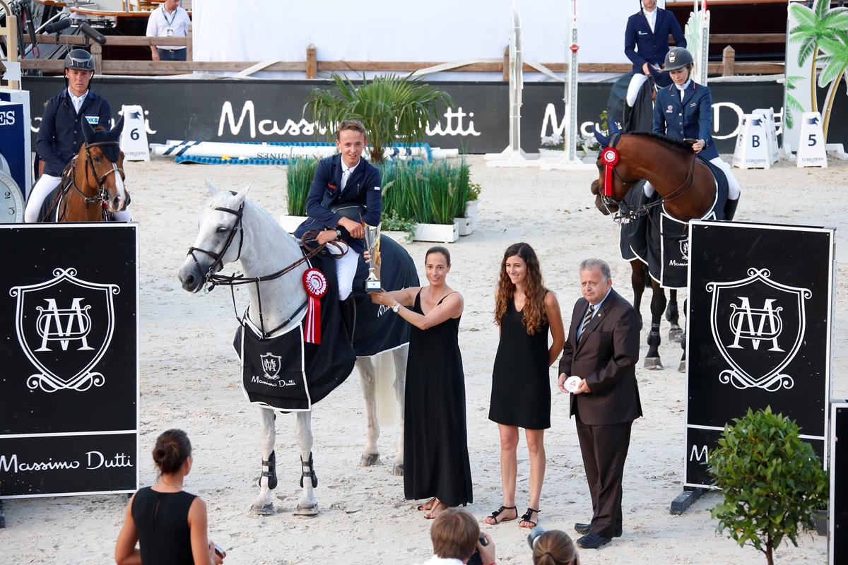 LGCT 2016: Spectacular World Class Sport at dazzling opening day of LGCT Monaco, and Bertram Allen wins with his brilliant Molly Malone V.