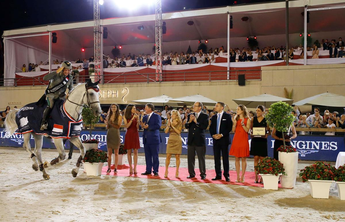 LGCT 2016:Speed Demon Gaudiano Triumphs as Championship Ranking battle tightens.