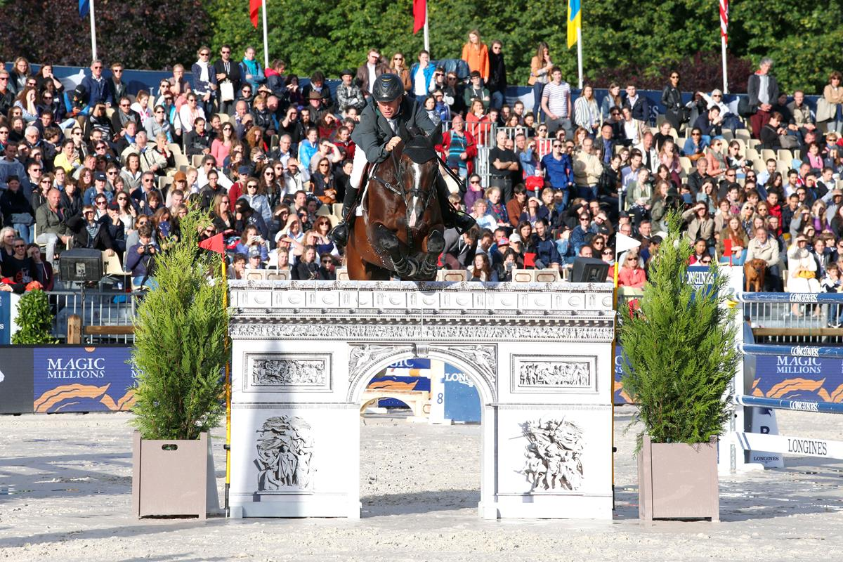 LGCT 2016: Magnificent win in Paris for Legendary duo as Championship Battle Tightens Dramatically.