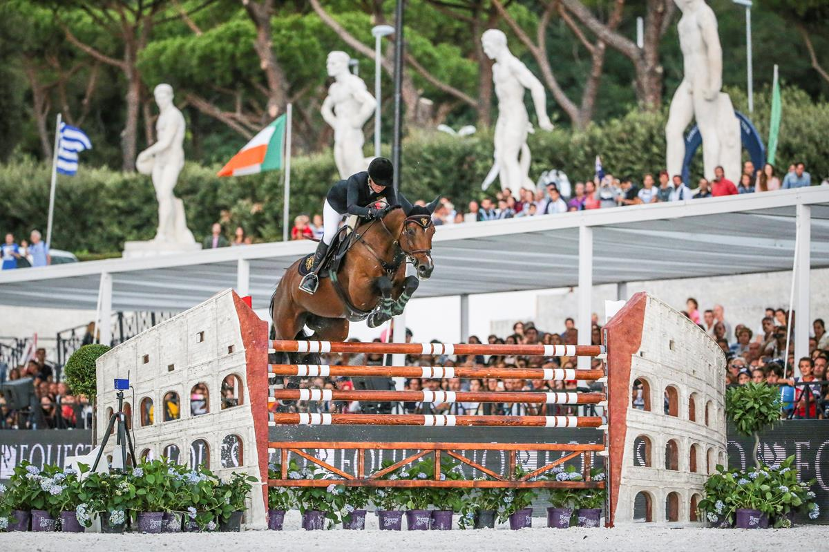 LGCT 2016: Show Jumping Gladiators Head from Rio to Rome for LGCT Grand Prix Thriller.