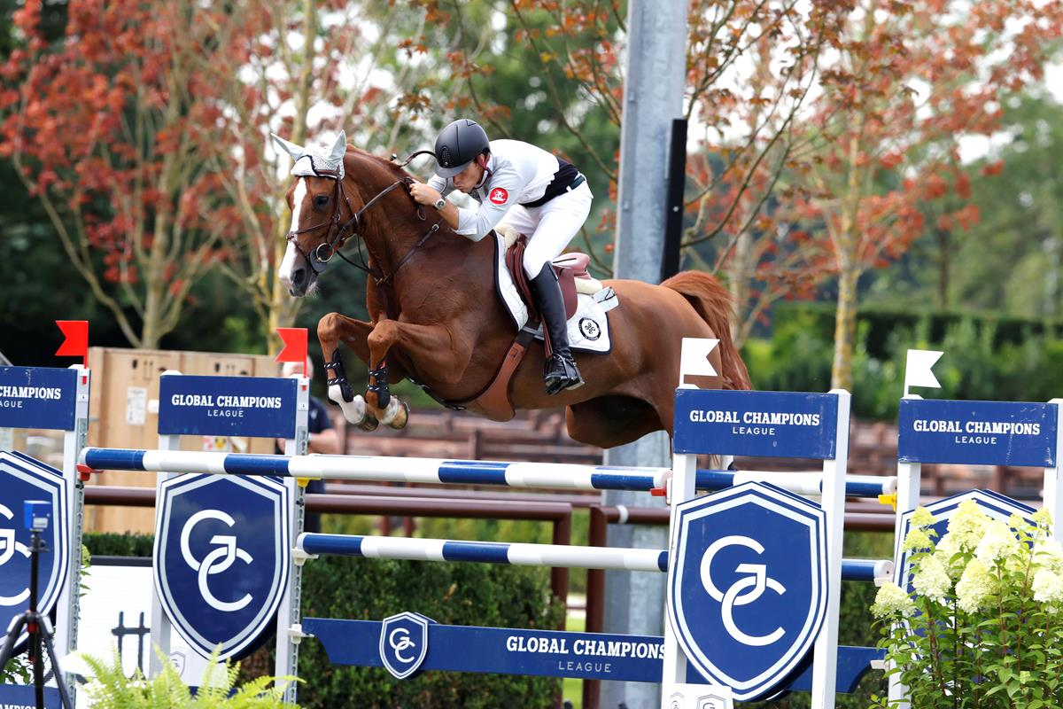 LGCT 2016: Madrid in Motion Magnificent As GCL Ranking Tightens Dramatically.