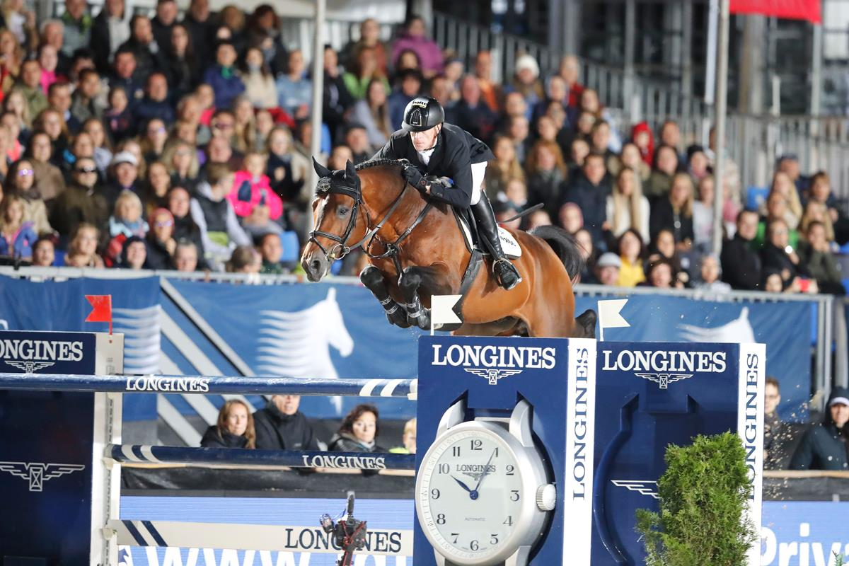 LGCT 2016: Championship down to the wire as Ehning takes stunning win in high drama Vienna.