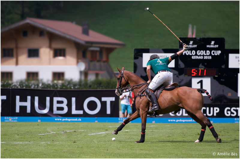 HUBLOT POLO GOLD CUP GSTAAD 2016